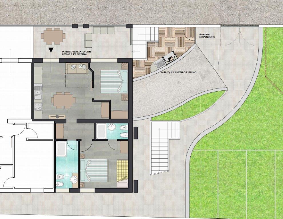 Appartamento casa vacanza San mauro mare