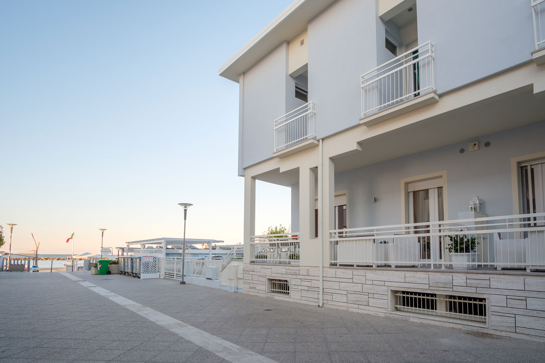 L 39 appartamento marino a san mauro mare romagna case vacanze - Bagno delio san mauro a mare ...